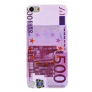 CL - Quinientos Euros Caso Patrón duro para el iPod touch 5