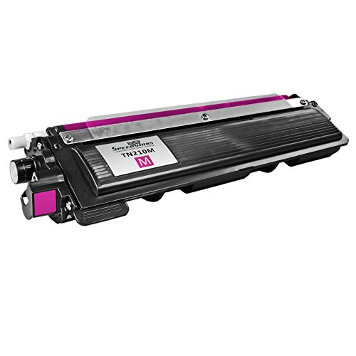 Speedy Inks - Remanufactured Brother TN-210M TN210M TN210 Magenta Toner Cartridge for use in HL-3040CN, HL3070CW, MFC-9010CN, MFC-9120CN, & MFC-9320CW.