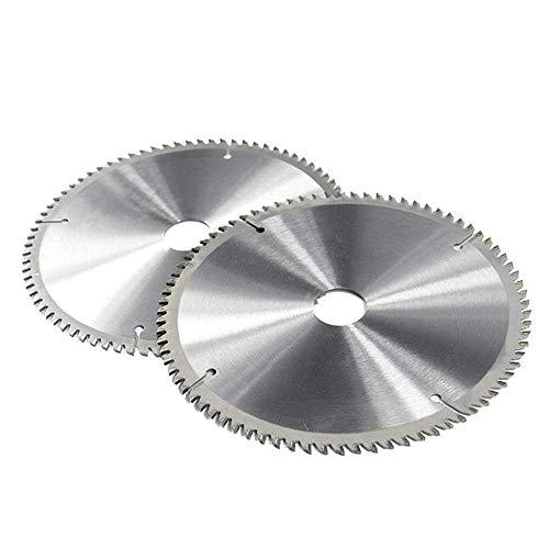 CHUNSHENN 切断砥石 切断工具 TCTカーバイドソーブレード一般シェイクハード、ソフト多機能サーキュラーソーブレード210の* 2.4 * 30の* 80T産業用切削アクセサリー 切削ディスク