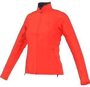 adidas outdoor Women's Hiking Reachout Jacket XL, Solar Red