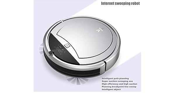 Robot aspirador de Inicio automático de barrido de polvo ...