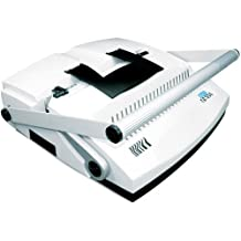 DSB CB-230 Like Sirclebind 3-Hole Punch & Plastic Comb Binding Machine by SKY-DSB