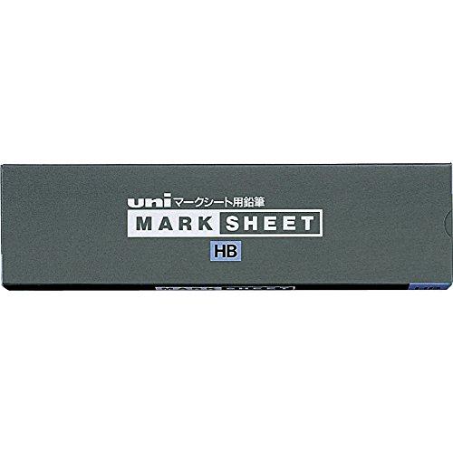 Uni Mitsubishi Pencil mark sheet for pencil (HB) MPUMSHB (japan import)