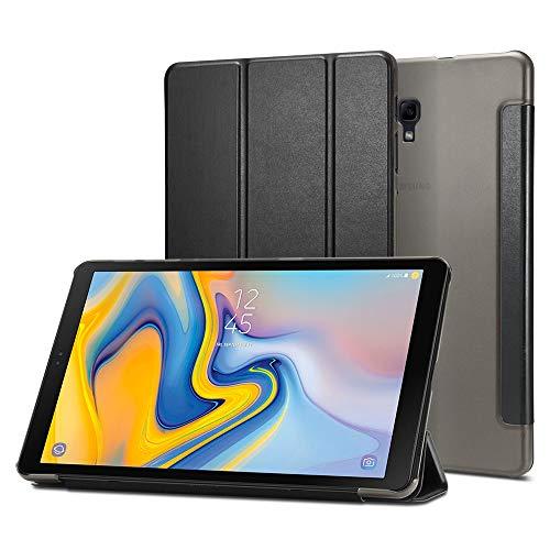 Spigen Smart Fold Designed for Galaxy Tab A 10.5 Case (2018)(SM-T590, SM-T595) - Black