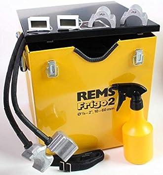 REMS Frigo 2 F-Zero Nº 131012 - Enfriador con termómetro: Amazon ...