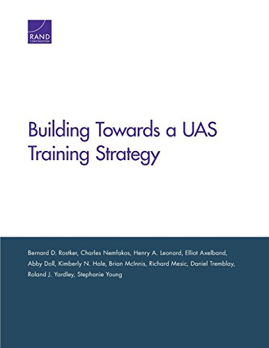 Building Toward an Unmanned Aircraft System Training Strategy