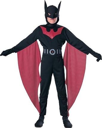 Amazon.com: Niño Disfraz de Batman más allá, M, Rojo: Toys ...