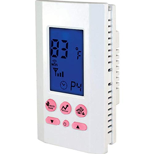 King Electric Single Pole Programmable Wi-fi Thermostat