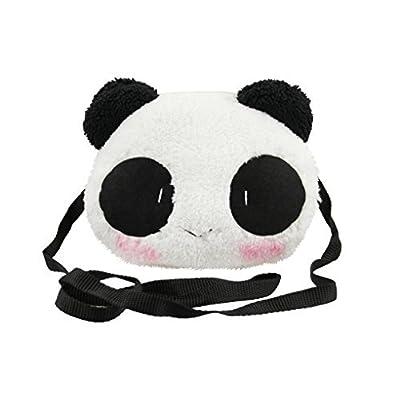 ed2d31adeca7 chic Kids Cute Sheep Shoulder Bag Girls Plush Cross Body Messenger ...