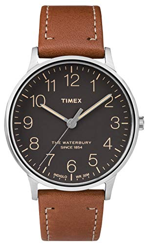 Timex TW2P95800 mens quartz watch (Watch Timex 10mm Band)