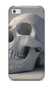 Shannon Galan's Shop Best Fashion Protective Skull Case Cover For Iphone 5c 8405115K93449691