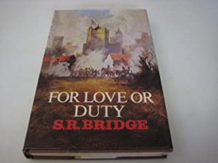 book cover of For Love Or Duty