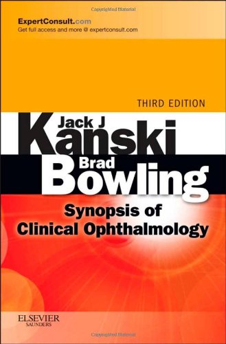 Synopsis of Clinical Ophthalmology: Expert Consult - Online and Print, 3e
