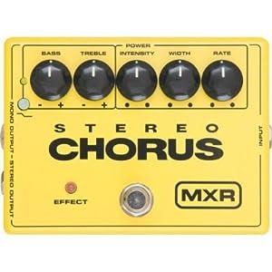 MXR M-134 STEREO CHORUS