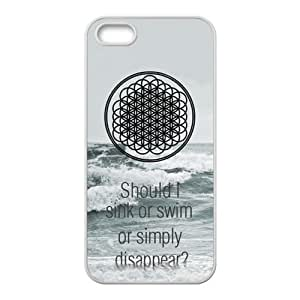 Sea thinking Cell Phone Case for iPhone 5S