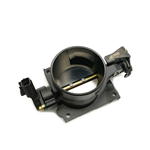 Throttle Body Assembly With TPS Sensor For 2004-2007 Ford Focus ZX3 ZX4 ZX5 2.0L 2.3L L4 DOHC