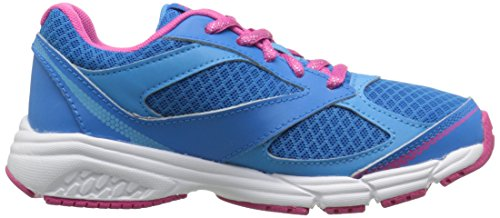 New Balance KJ514 Youth Lace Up Running Shoe Blue/Pink