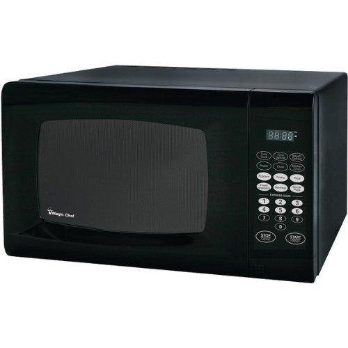Magic Chef Mcm990B 0.9 Cubic Feet 900-Watt Microwave with Di