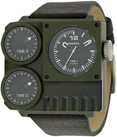 Diesel Men s DZ7248 SBA Green Watch