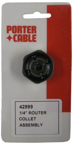 (PORTER-CABLE 42999 1/4-Inch Self Releasing Collet)
