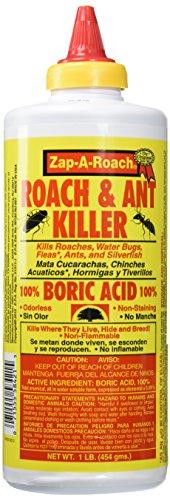 PestGuard Zap-A-Roach Boric Acid, 16 oz