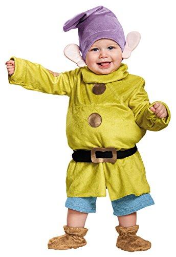Dopey Deluxe Infant Costume - -