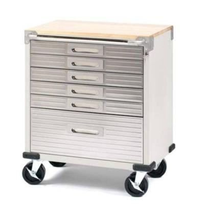 Seville Classics UltraHD 6-Drawer Rolling Cabinet Review