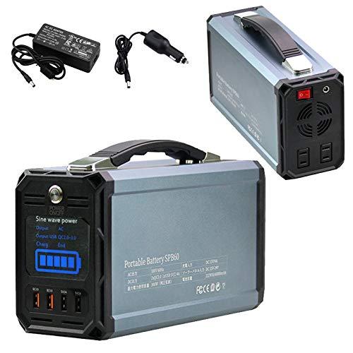 KYPLAZA 222Wh AC出力300W ポータブル電源