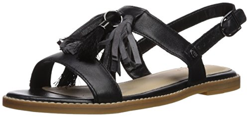 Hush Puppies Shoes Women's Chrissie Tassel Flat Sandal B0746XNJR8 Shoes Puppies 262f5b