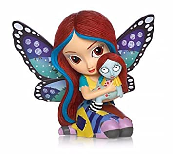 Tim Burton Nightmare Before Christmas Figurine by Jasmine Becket Griffith Sally by The Hamilton Collection