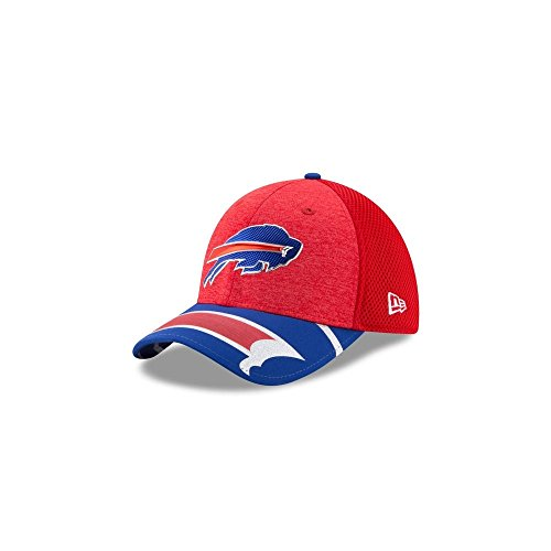 - NFL Buffalo Bills 2017 Draft On Stage 39Thirty Stretch Fit Cap, Small/Medium, Red