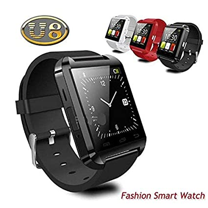 Amazon.com: FAIYIWO U8 Smartwatch Fashion Bluetooth Smart ...