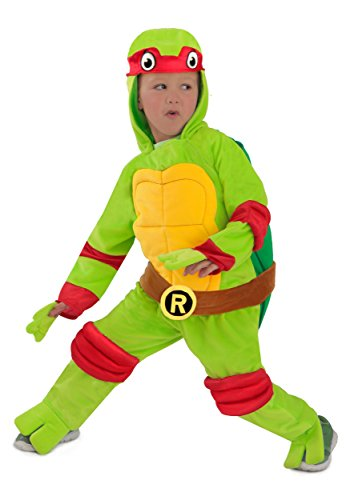 Toddler Raphael Costumes (Princess Paradise Baby Boys' Raphael Jumpsuit Deluxe Costume, As Shown,)