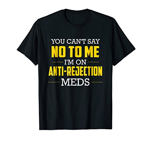 Anti-Rejection Organ Transplant Surgery Survivor TShirt Gift