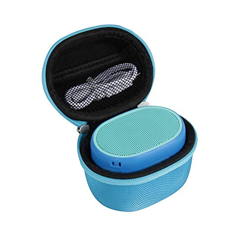 Hermitshell Travel Case Fits Sony XB01 Bluetooth Compact Portable Speaker (Blue)