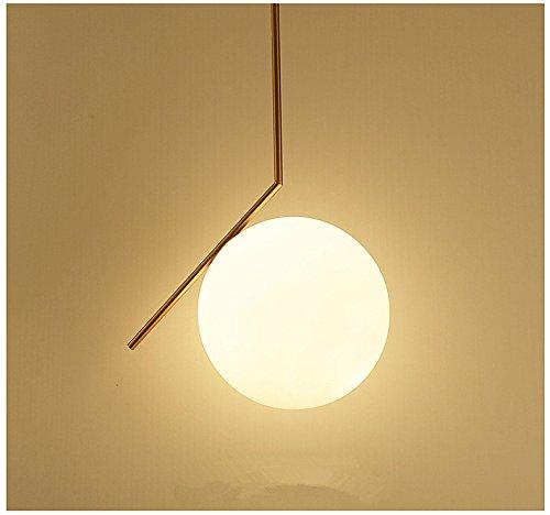 Milk Glass Light Pendants