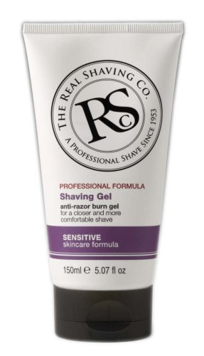 The Real Shaving Co. Professional Formula Sensitive Shave Gel by Real Shaving Company by The Real Shaving Company