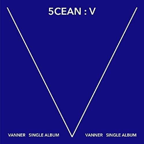 Amazon.com: Naturally Music Vanner - 5CEAN: V (1st Single Album ...