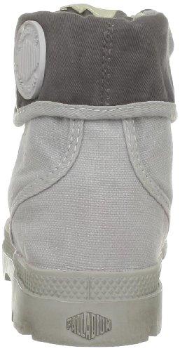 Palson - Zapatos de tela para niños Grey (Vapor/Metal)