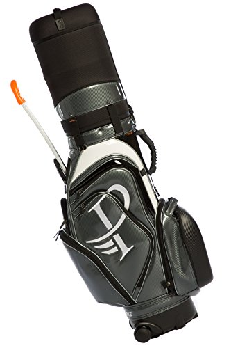 Porterline Golf Travel Cover, Hybrid Golf Bag 901s-00 (Black) Wheeled