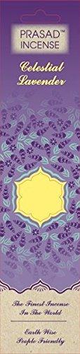 Prasad Celestial Incense Lavender-case of 12