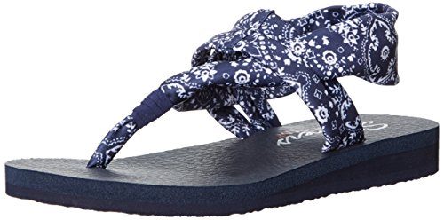 Skechers Navy Bandana Studio Kicks Women's Meditation fqwzfO4