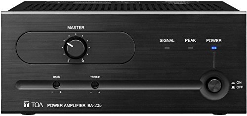 TOA BA-235 CU Power Amplifier by Toa
