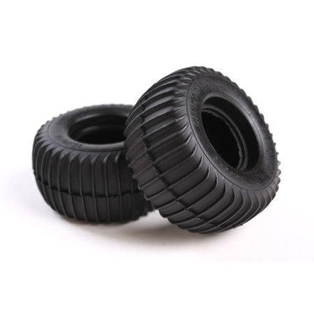 Tamiya Tires (2), Rear: Grasshopper