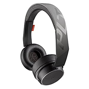 Plantronics BackBeat FIT 500 On-Ear Sport Headphones, Wireless Headphones with Sweat-Resistant Nano-Coating Technology…