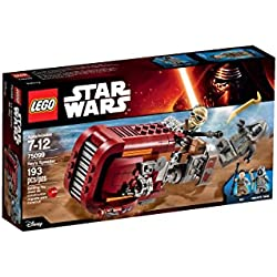 LEGO Star Wars Rey's Speeder 75099 Building Kit