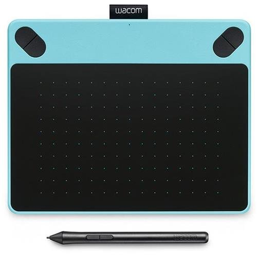 Wacom Intuos Draw CTL490DB Digital Drawing and Graphics Tablet - New Version (Tablet Drawing Bamboo compare prices)