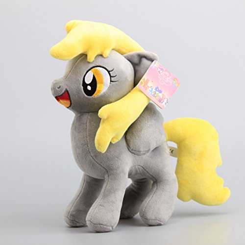 My Little Pony Derpy Hooves 12 Inch Toddler Stuffed Plush Kids Toys MLP