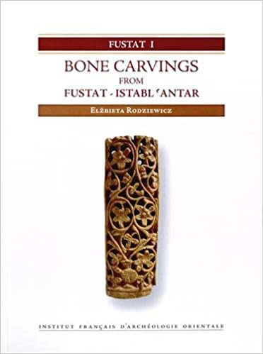 Livres Bone Carvings from Fustat - Istabl 'Antar : Excavations of the Institut français d'archéologie orientale in Cairo, 1985-2003 epub, pdf
