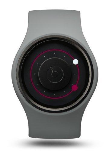 Ziiiro Z0003WGYM Unisex Orbit Grey Magenta ()